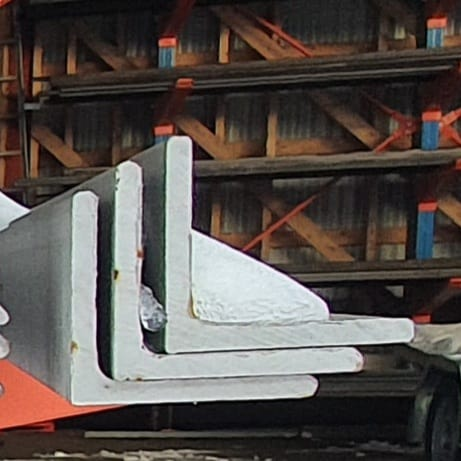 RST-KULMA 60mm x 60mm x 6mm, 1.4301