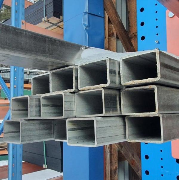 RST-RHS 80mm x 40mm x 3mm, 1.4301