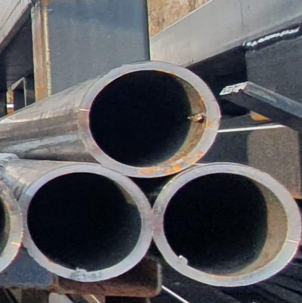 PYÖREÄ PUTKIPALKKI 114.3mm x 3,6mm,S355J2H
